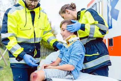 Kinderunfallversicherung im Vergleich – Worauf achten