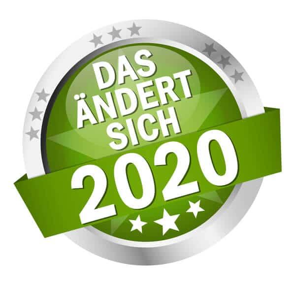 Versicherungen Änderungen 2020 – Worauf achten?